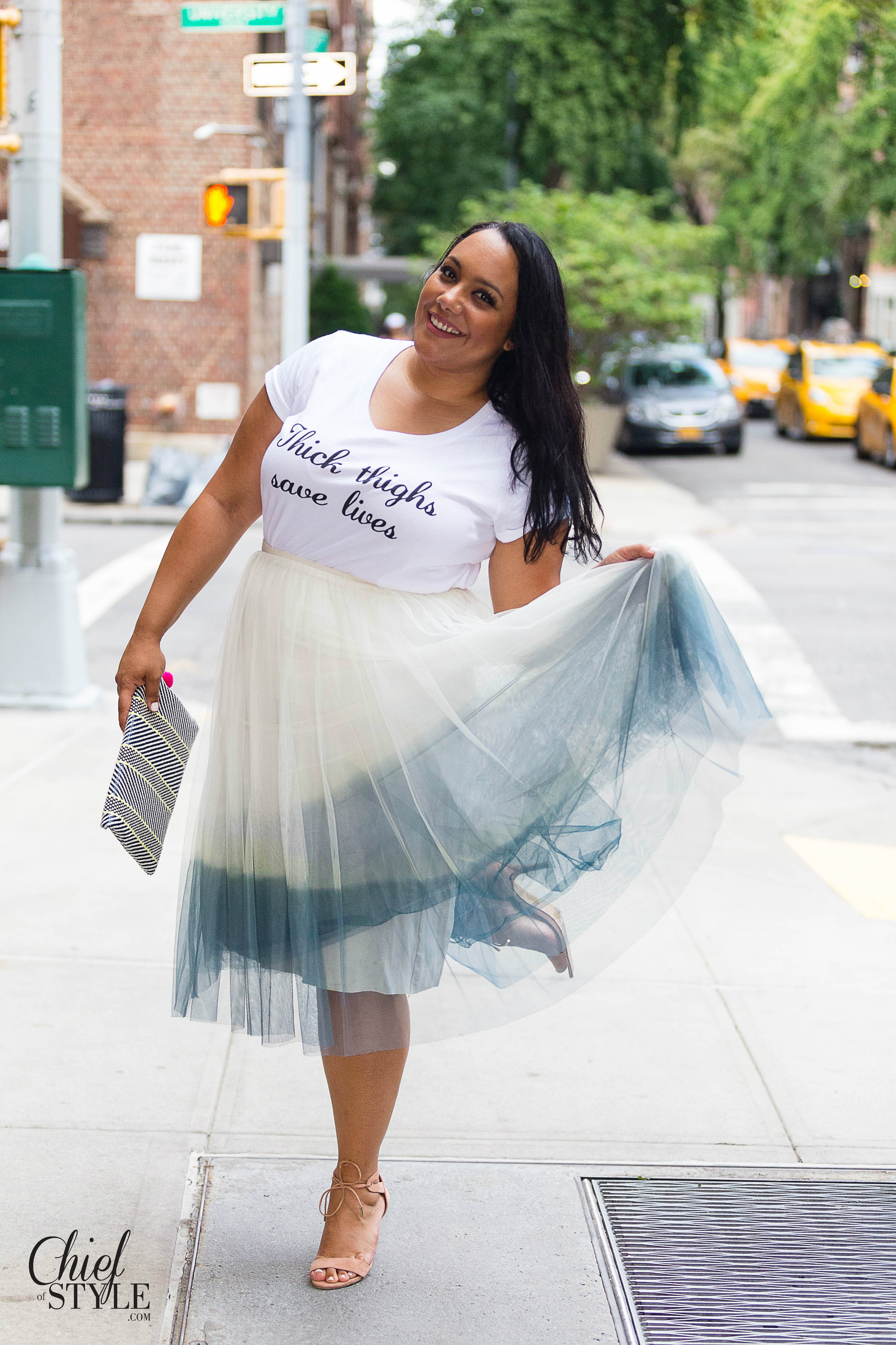 My New York City Carrie Bradshaw Moment