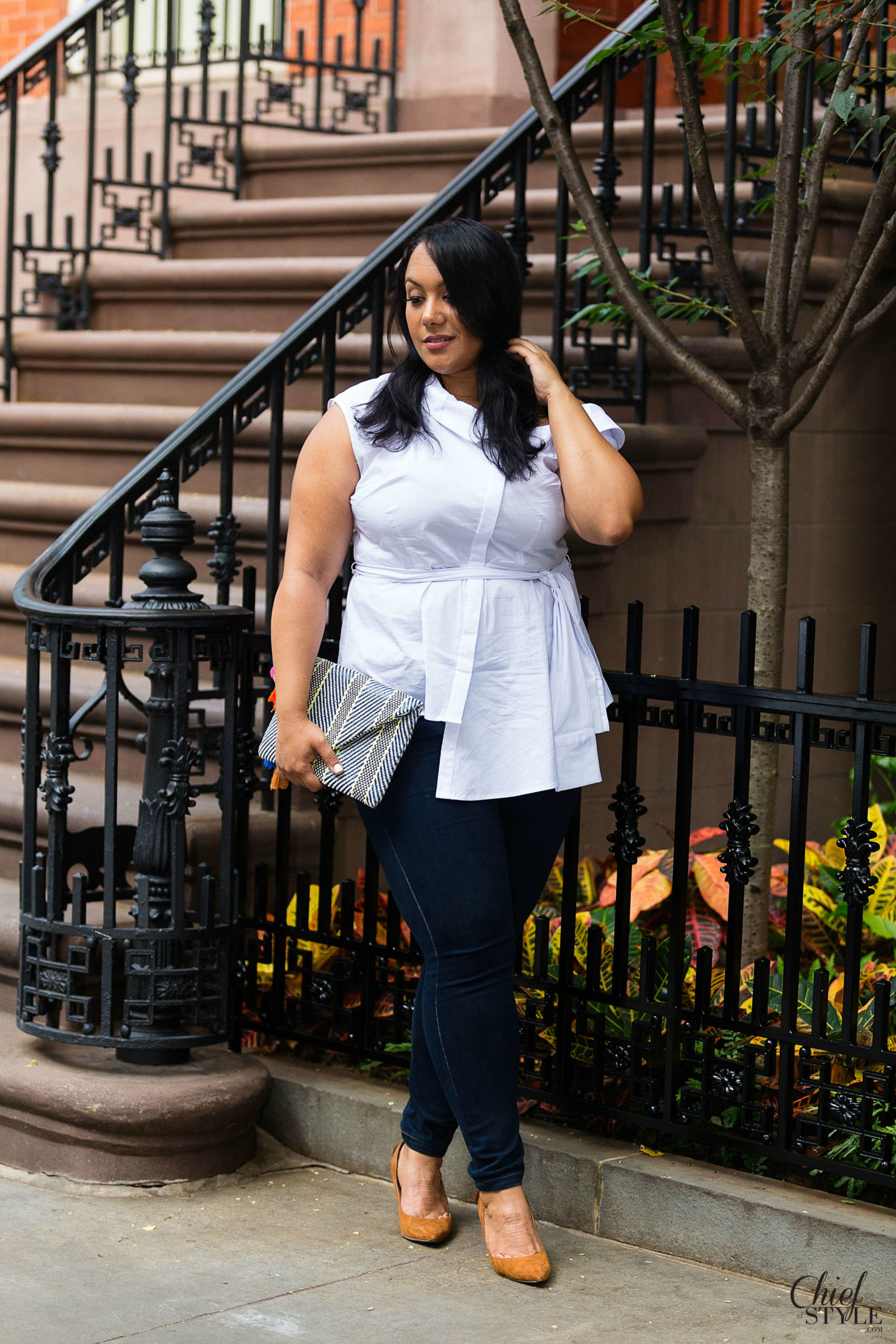 Eloquii plus size clothing and plus size fall winter fashion trends