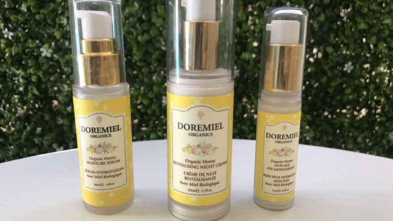 Doremiel Organics Review: Honey Skincare