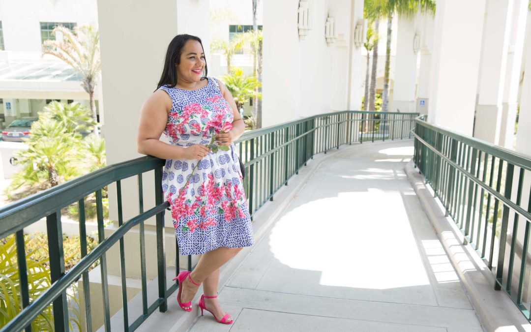 Spring Has Sprung With Talbots Modern Classic Style