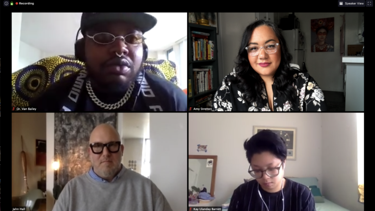 Plus Size Inclusivity in Queer Fashion: A Virtual DapperQ Panel